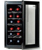 Post image for Koolatron 12-Bottle Wine Cooler Review (WC12G)